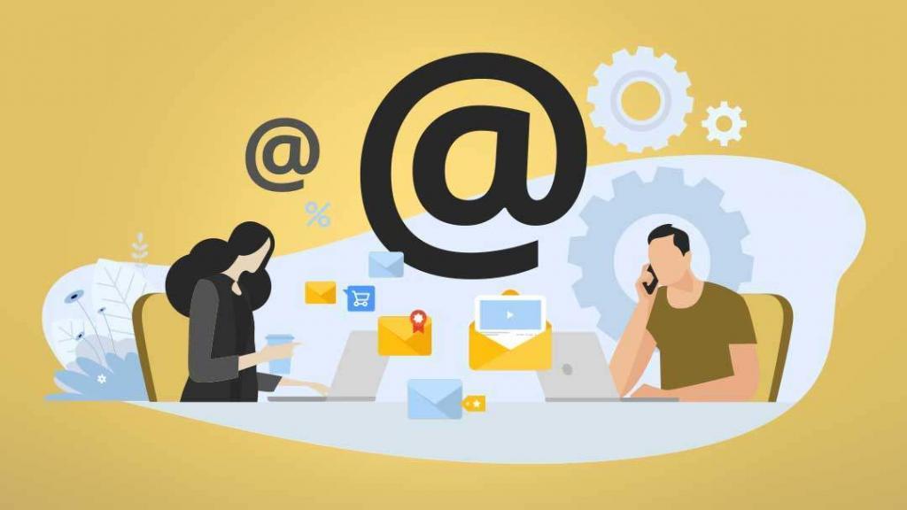 Προώθηση Ιστοσελίδων Email Marketing