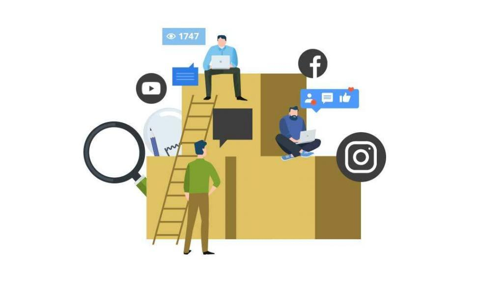 Προώθηση Ιστοσελίδων Social Media
