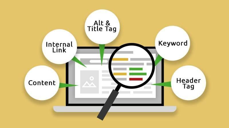 On Page SEO: Βελτιστοποίηση ιστοσελίδας για τις μηχανές αναζήτησης