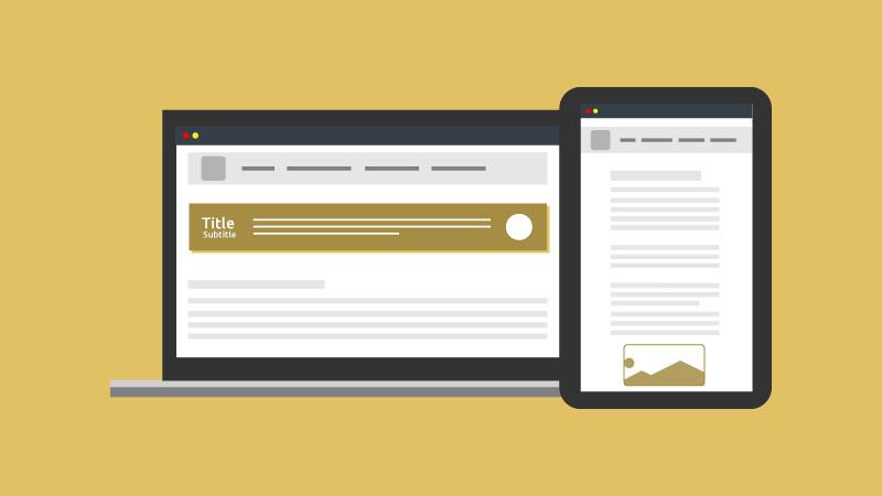 Διαφήμιση ιστοσελίδων Google Display Ads