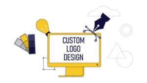brand identity and custom logo design