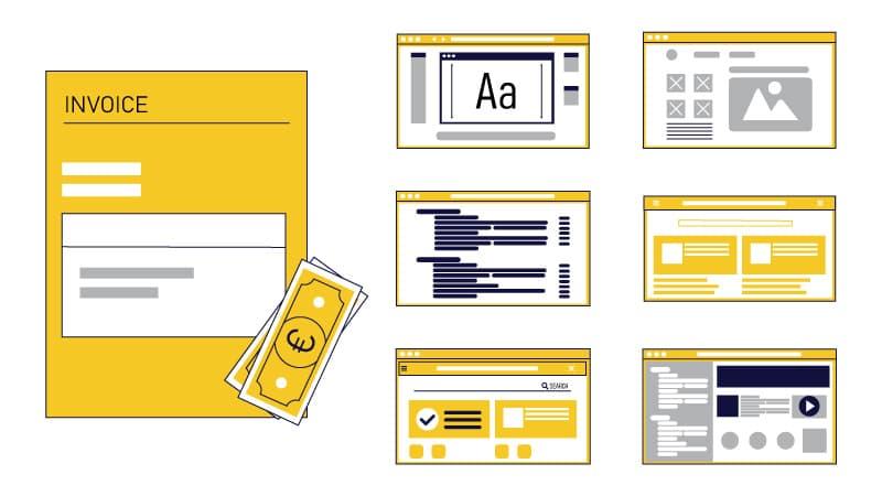 web design management by a professional digital marketing agency