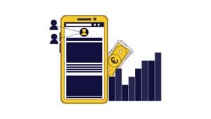 the average social media management price