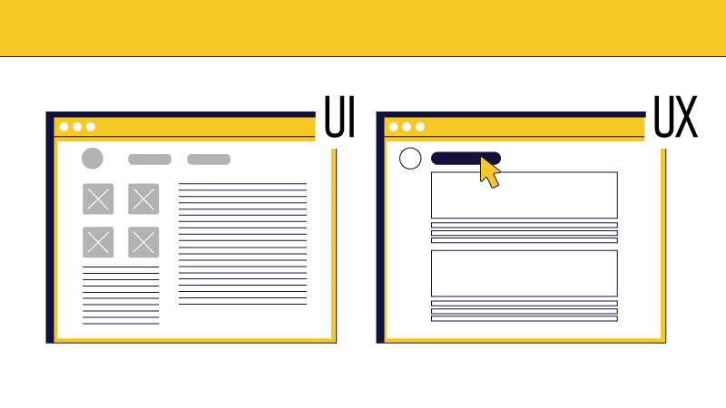 ui vs ux web design difference
