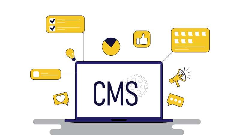 web design cms wordpress