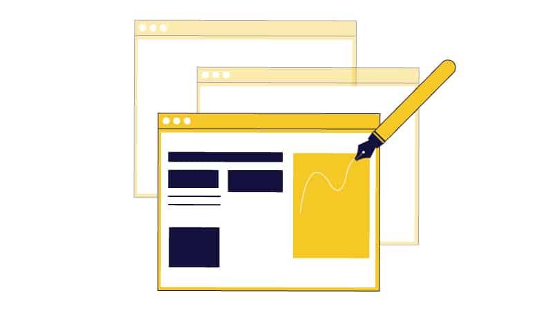 web design how it works